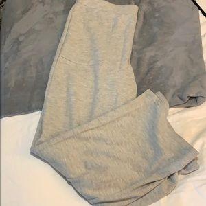 Grey lounge pants